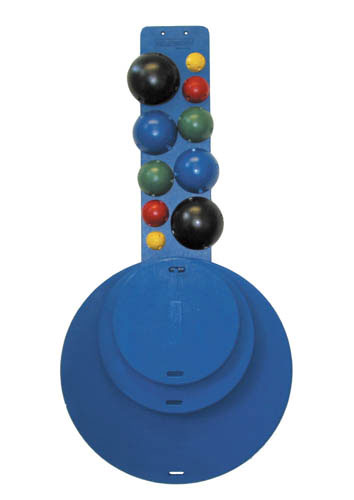Clinic MVP 3-Board Set w/ 10 Ball Holder/Balls