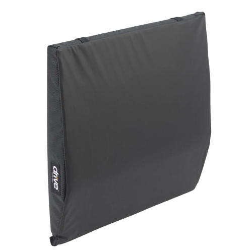 Back Cushion 20 x 17 General Use w/Lumbar Support