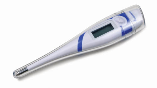 Digital Thermometer Flex-Tip F/C (10 Second Reading)