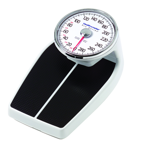 Analog Scale 400 Lb Capacity
