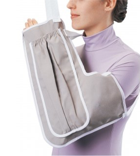Arm Elevator Sling w/ Pockets with Ice Bags Universal (Each)