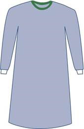 Surgical Gowns Sterile Large 30/cs